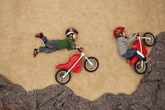 child photography - jan von holleben - dreams of flying revisited - motocross