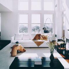Big windows for great lighting