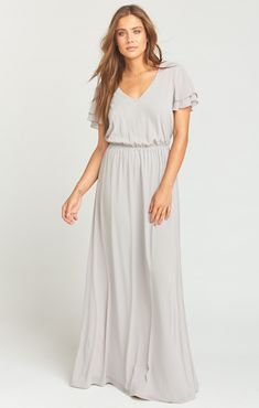 13f5b5cee2 Michelle Maxi Dress Bohemian Wedding Dresses