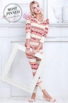 Great collection of Candice Swanepoel photos. Dolce & Gabbana, Pyjama Pilou, Pyjamas, Vs Pajamas, Cozy Pajamas, Pilou Pilou, Betsey Johnson, Thermal Pajamas, Tommy Hilfiger