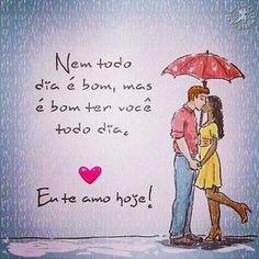 Eu te amo hoje! Mais
