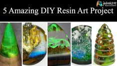 You can create epoxy resin Christmas gift masterpieces. It is very easy. Everything is shown. Step by step