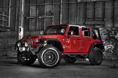 JK Jeep Rubicon .............. I luv my landrover 110 but one day ......................