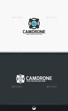 Camera Drone Logo  #graphicriver