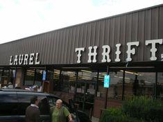1. Thrifty's - <i>Various locations</i>