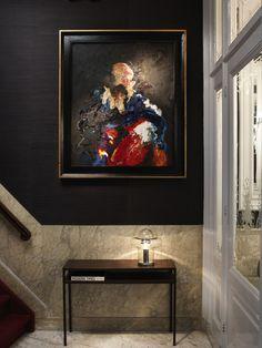 Villa Nicola | Villa Nicola Amsterdam I Photography by Frank Brandwijk I Styling Anja Koops I Hall B&B 04