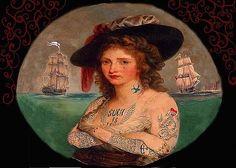 History of Australian convict tattoos