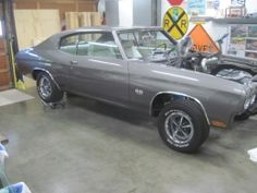 1970 Chevrolet Chevelle SS Muscle Car by shadowgray396 http://www.musclecarbuilds.net/1970-chevrolet-chevelle-ss-build-by-shadowgray396