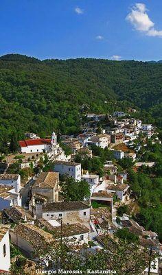 Kastanitsa village, Arcadia (Peloponnese), Greece | by Giorgos Marossis (dim)