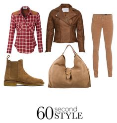 """""""Untitled #121"""" by wallan on Polyvore featuring LE3NO, AG Adriano Goldschmied, Bottega Veneta, VIPARO, Gucci, ombre and 60secondstyle"""