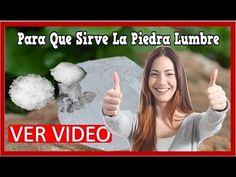 Para Que Sirve La Piedra Lumbre, Que Es La Piedra Alumbre, Super Beneficios De La Piedra Alumbre - YouTube
