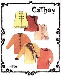 Kimono Row - All the Kimono & Jackets Patterns We Carry