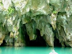 Underground River Palawan Philippines Amazing boat ride into the cave