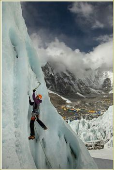 www.boulderingonline.pl Rock climbing and bouldering pictures and news Everest
