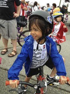 Steveston Canada Day Bike Parade