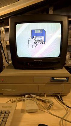 Amiga2000 Kickstart