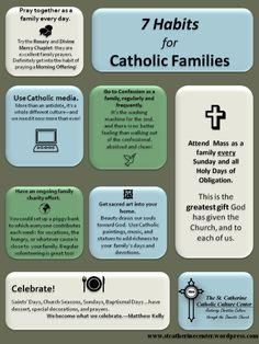 7 Habits for the Catholic Family