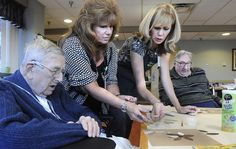 Art therapy shows results for Alzheimer's patients
