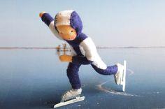 schaatser pippilotta