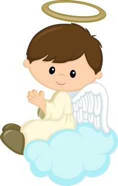Baptism Angel Child Infant Clip Art - Angel For Christening Clipart Baby, Boy Baptism, Christening, Baptism Decorations, Angel Images, Baby Clip Art, First Communion, Baby Quilts, Hello Kitty