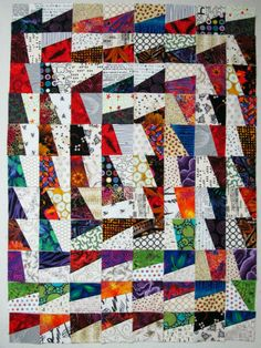 Pandora by Chong-a Hwang – Fracture Project created on July 15 ... : vanilla latte quilts - Adamdwight.com
