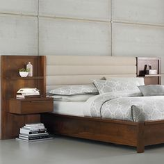 West Bros Walnut Bed!