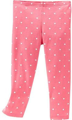 Old Navy Girls Printed Legging Capris on shopstyle.com