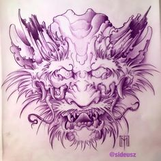 Search inspiration for a Japanese tattoo. Japanese Tattoo Art, Japanese Tattoo Designs, Japanese Sleeve Tattoos, Dragon Tattoo Arm, Chinese Dragon Tattoos, Sugar Tattoo, Tattoo Ink, Arm Tattoo, Geisha Tattoo Design
