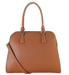 Rimen Co. Saffiano Leather Concise Tote Women's Purse Large Handbag Brown New   Clothing, Shoes & Accessories, Women's Handbags & Bags, Handbags & Purses   eBay!