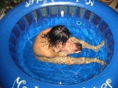 Have a waterbirth