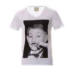 Dewey s'est invité sur ce tee-shirt Eleven Paris à shopper chez BrandAlley :  http://www.brandalley.fr/Corner-Produit/Corner-817-Marque-2639-Rayon-1201902