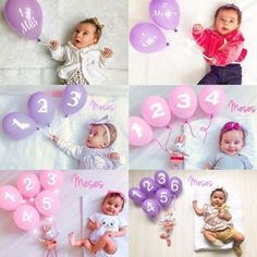 How to Take Newborn Baby Photos? Monthly Baby Photos, Newborn Baby Photos, Baby Poses, Baby Girl Newborn, Baby Girl Pictures, Baby Girl Photos, Deco Baby Shower, Foto Baby, Newborn Baby Photography
