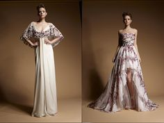 Zuhair Murad Spring & Resort 2012 Collections - Wedding Dress Inspiration | OMG I'm Getting Married UK Wedding Blog | UK Wedding Design and Inspiration for the fabulous and fashion forward bride to be.