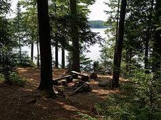 burnt island lake algonquin park - Google Search