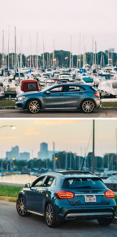 The Mercedes-AMG GLA 45 4MATIC: It is an all-rounder, has SUV genes – and is youthful yet sculpturally pleasant at the same time. Photos taken by Steven Sampang (www.stevensampang.com). Via #mbphotopass @mercedesbenzusa. [Mercedes-AMG GLA 45 4MATIC   Combined fuel consumption 7.4 l/100km   combined CO2 emission 172 g/km   http://mb4.me/efficiency_statement]