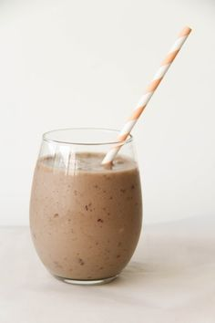 Coffee Smoothie: coffee, banana, dates, frozen almond milk - may try with the almond milk ice cream recipe