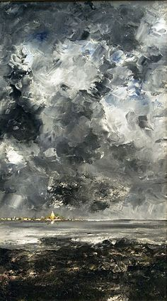 The Town (1903) | August Strindberg