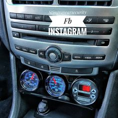 Ford Falcon, Gauges, Cool Cars, Instagram Posts, Ears Piercing, Plugs