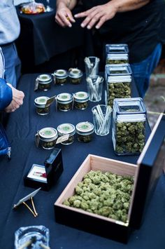 Here's where you can buy farm-to-table weed this weekend