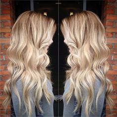 white blonde ombre - Google Search