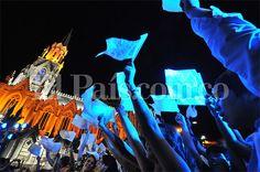 Caminata y liturgia por la paz, que salió desde la iglesia La Merced y finalizó en la Ermita. Esta es una de las más impactantes sobre los hechos que fueron noticia esta semana en Cali. Sigue el enlace para ver más: http://www.elpais.com.co/elpais/cali/fotos/estas-son-fotos-impactantes-fue-noticia-esta-semana-cali-0