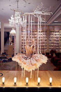 Repetto store in Paris. <3