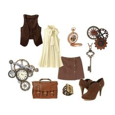 """Vintage"" by wonderland449 on Polyvore"