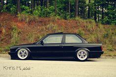 Spruzzare's blog - Nice clean BMW E30