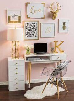 color rosa para decorar hobby lobby