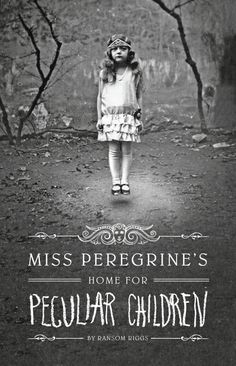 Miss Peregrine's Home for Peculiar Children. Is a really good book. I recommend it for the people of the weird and crazy. Its about a kid with a weird gift. to see monsters. and he meets a girl that can make fire from her hands! but anyway they go to a house where the weird kids feel at home. So it is a really good book. It gets you wanting more.