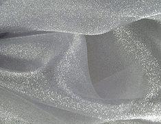 Silver Organza