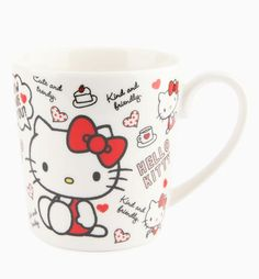 Cute and trendy, kind and friendly #HelloKitty!
