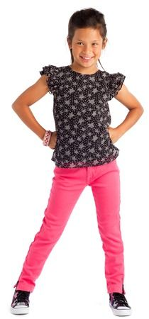 Maile rocking it for FabKids!