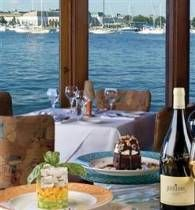 A favorite dining location in Annapolis for over 25 years, Chart House is a beautiful waterfront restaurant located on Spa Creek in the Eastport area. It occupies the former John Trumpy & Son boathouse & offers uncompromising views of the Annapolis Historic District